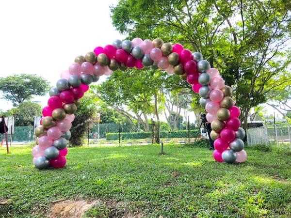 Balloon Arch Singapore 1