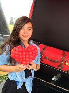 Balloon Big Heart Shape