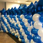Balloon Pillars for Hire Singapore