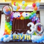 Balloon Rainbow Photoframe 1