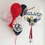Cartoon Personalised Balloon Bundle