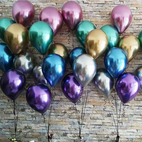 Chrome Balloons Delivery Singapore