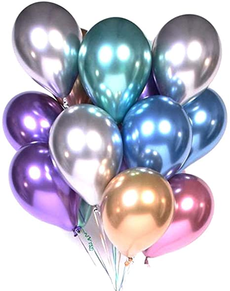 Chrome Helium Balloons Delivery Singapore