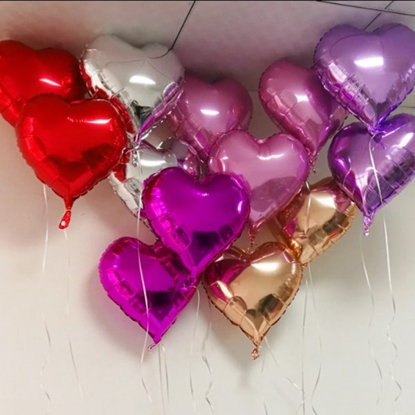 Heart Balloons Delivery Singapore