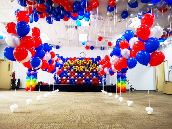 Helium Balloons Bundles