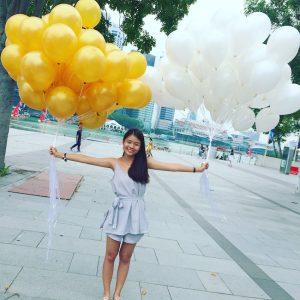 Helium Balloons Delivery Singapore