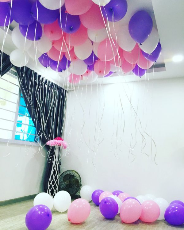 Helium Balloons birthday party Melbourne