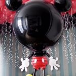 Mickey Mouse Big Floating Balloon Sculpture