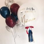 Personalised Balloon Bundle Delivery in Singapore