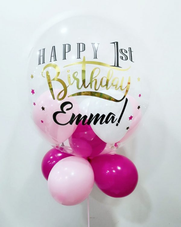 Personalised Balloon Delivery Singapore