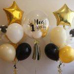 Personalised Balloon with 2 Helium Bundles