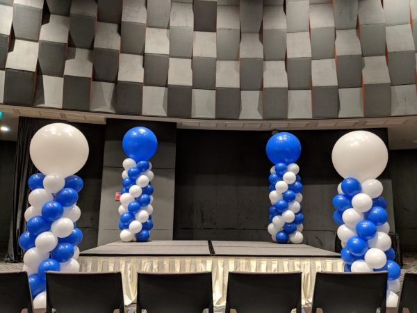 Simple Balloon Columns