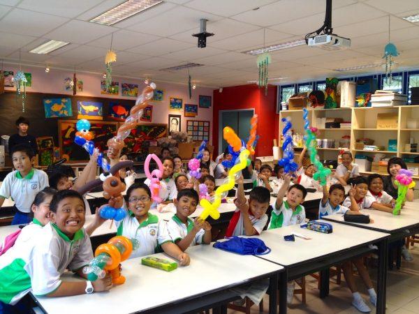 Singapore Balloon Sculpting Services 2