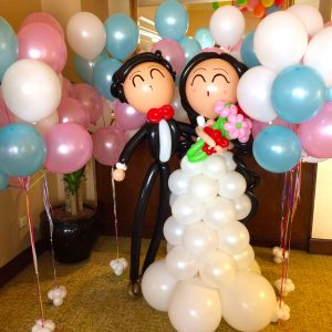 Wedding Balloons Singapore