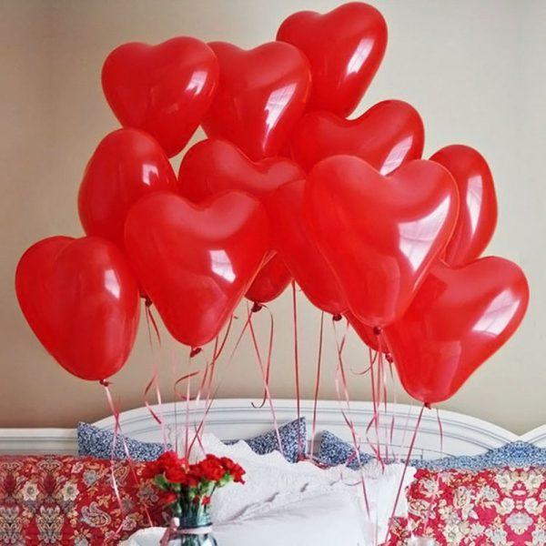 Latex Heart Shape Love Balloon Singapore