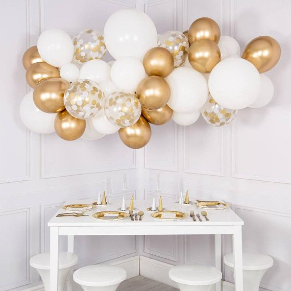 Classic Organic Balloon Decorations for Party Singapore