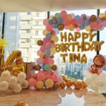 Organic Balloon Decorations for Birthday Party Singapore