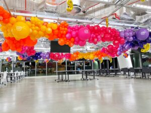 Organic Balloon Decorations Singapore