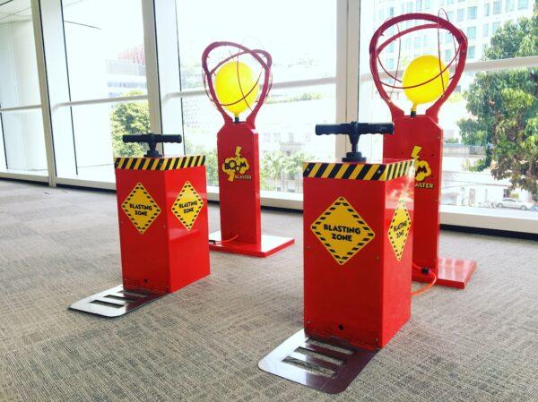 Balloon Blaster Game Rental
