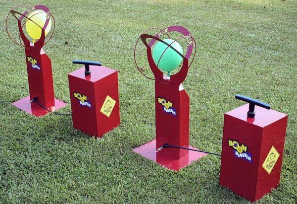 Balloon Blaster Game Stall Rental Singapore