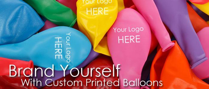 custom printed balloons Singapore